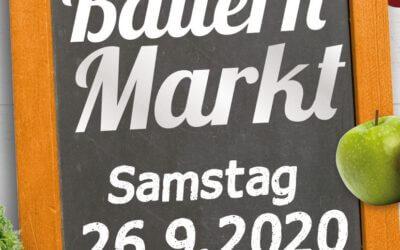 10. Regionaler Bauernmarkt Mainburg – wir sind dabei!
