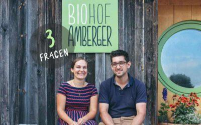 Interview mit Hallertau.de: 3 Fragen an Magdalena und Stefan